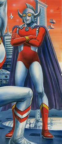 Ultraman Red