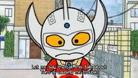 Ultraman Taro in Imagin Anime Season 3