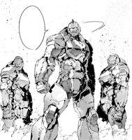 American Suits Manga