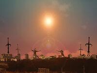Dyna Sunset Showdown