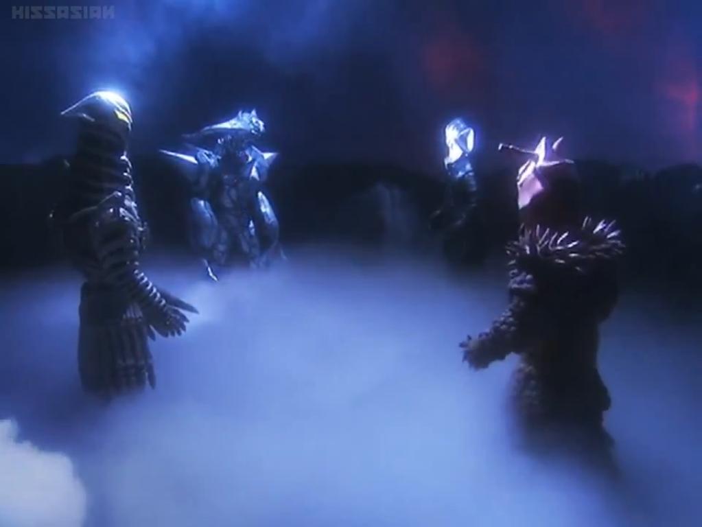 Dark Four Heavenly Kings