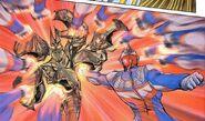 Tiga Sky Rush Manga
