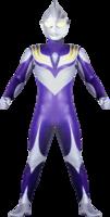 Ultraman Tiga Charecter Sky Type