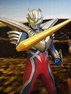 Ultraman Zero Keeper Form
