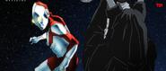 Ultraman fought Zetton