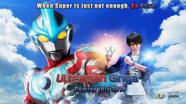 FigureGunplaFan/What if 4Kids/Fox Box still exists, and dubbed Ultraman Ginga?