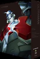 Anime ULTRAMAN Blu-Ray
