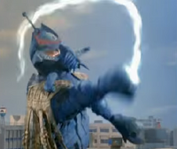 Alien Temperor Electric Whip
