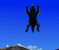 Gesura Type Blue Extraordinary Jumper