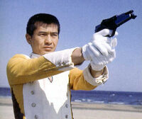Daisuke Armed