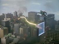 Sasori Gadoras vs Ultraman x Kamen Rider