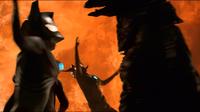 Ancient Dyna Flash vs Golza