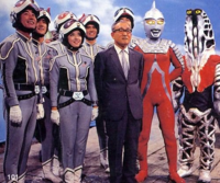 Ultra Garrison with Tsuburaya