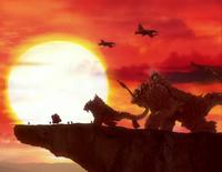 Cosmos saga monsters