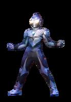 Ultraman Tiga Tiga Dark Render 1