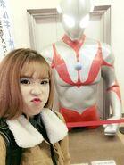Khoi My & Ultraman