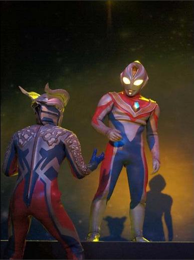 Fake Ultraman Dyna
