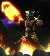 V-Killer EX Red King Knuckle