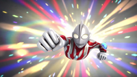 Ultraman Ribut's Second Rise