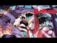THE TRIALS OF ULTRAMAN -1 Trailer - Marvel Comics