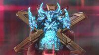 Ultraman X-Cyber Gomora Screenshot 007