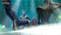 Zero watch Glenfire & Mirror Knight become statue
