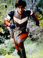 Asuka runs