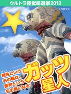 Guts Seijin Card