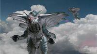Ultraman Cosmos-Reija Screenshot 003