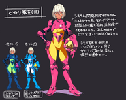 Hikari Kaizaki concept art 2