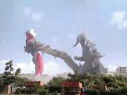 Neo Geomos vs. Ultraman Dyna3