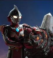 Golgolem v Ultraman Nexus