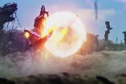 Hyper Zetton Dark Fireball