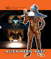 Alien Neril Keef pic