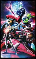 Illustration of Ultimate Force Zero