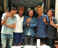 Hassei, Taiyo, Takeshi Tsu & Takeshi Yoshi