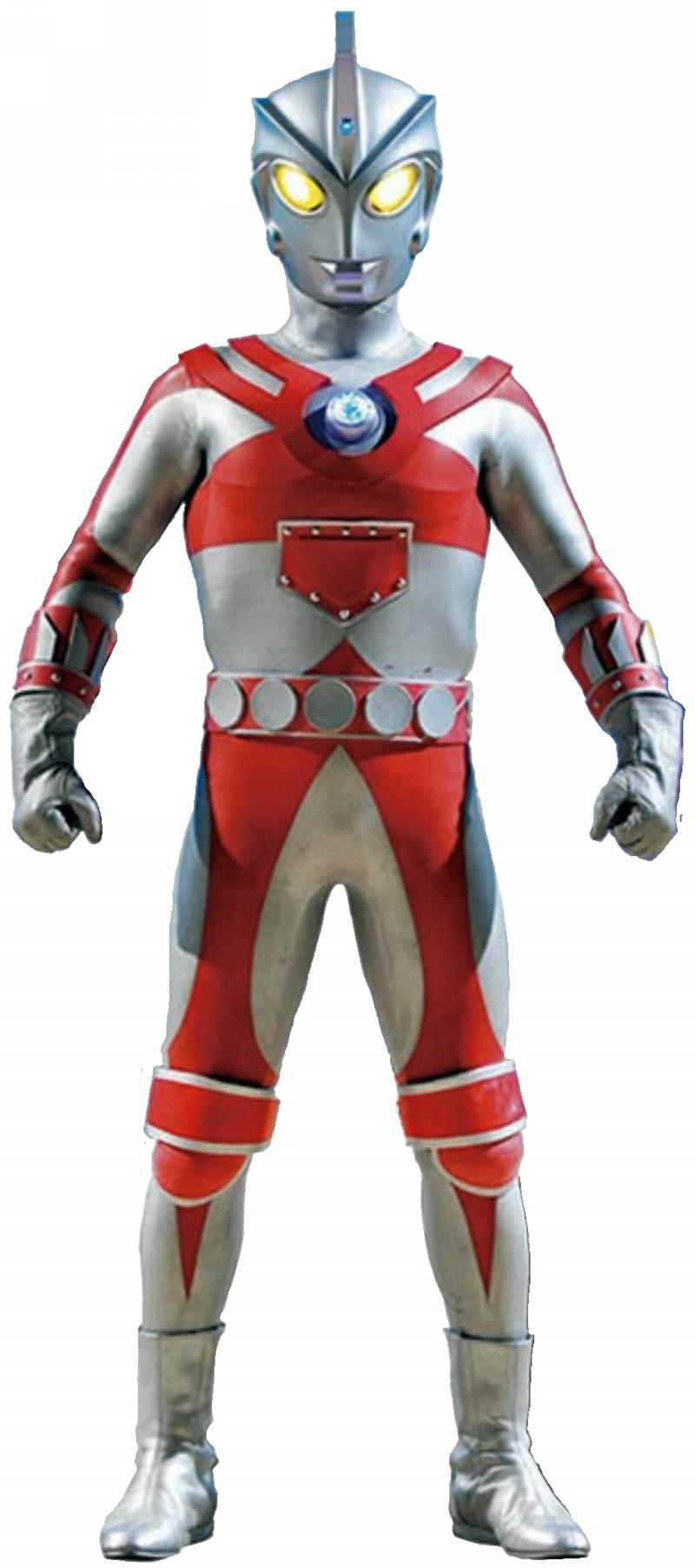 Ultraman Ace Palsu