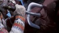 Hanuman Trident