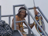 Saburo Sato's first appearance
