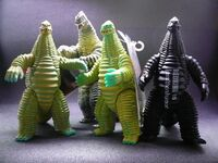 Red King toys
