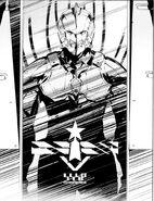 Ultra Suit Manga
