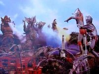 Ultraman vs Thailand Monsters