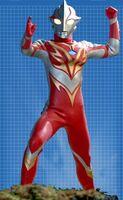 Ultraman mebius (burning brave) 1