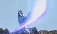 Armored Mefilas Energy Slash