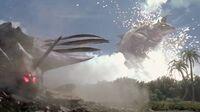 Ultraman Cosmos-Reija and Scorpiss 002