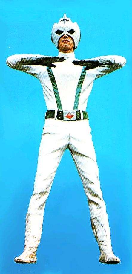 Mirrorman (pilot)