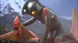Ultraman Ace vs. Vakishim