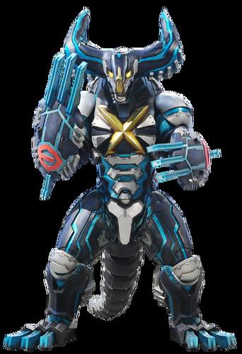 Cyber Kaiju