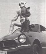 Jumborg 9 Jump Car Z
