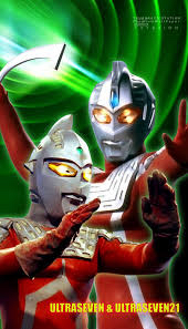 Ultraseven and Ultraseven 21.png